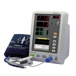 Monitor Signos Vitales EDAN M3A (SPO2-NIBP)